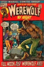 Werewolf By Night Comics (1972 Series)